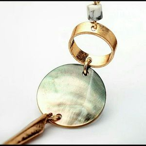 Natural Abalone DanglesBoutique for sale